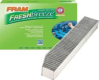 FRAM CF10363 Fresh Breeze Cabin Air Filter with Arm & Hammer