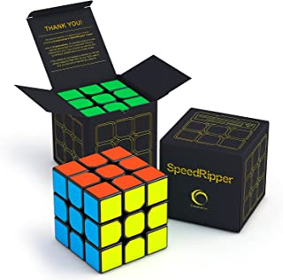 SpeedRipper Cube: Perfect for International Speed Cube Competitions – Buttery..
