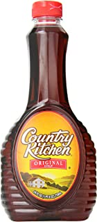 Country Kitchen Syrup, Original, 24 Ounce (Pack of 12)