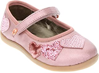 pink patent mary janes