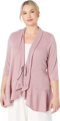 78c89a6cba917b Luxe Rib Throw On Cardigan.  110.00. New. Sparkling Rose