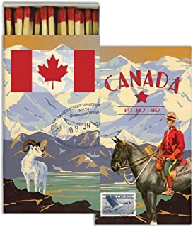 fireplace matches canada
