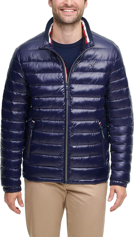 Tommy Hilfiger Men's Water Resistant Ultra Loft Down Alternative Puffer Jacket