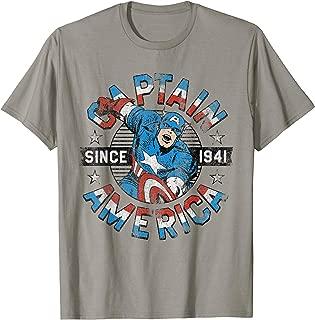 Captain America Avengers 1941 Graphic T-Shirt T-Shirt