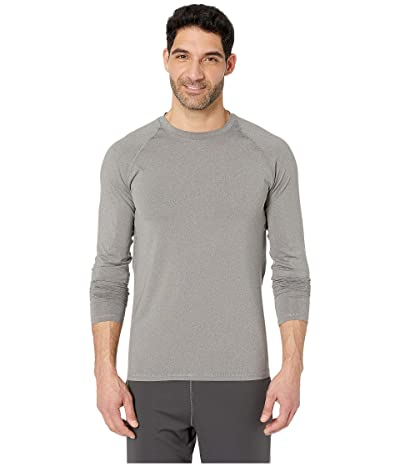 Jockey Active Long Sleeve Sport Top (Castlerock) Men