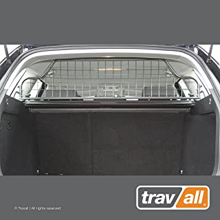 Travall Guard Compatible with Volkswagen Golf Wagon Without Sunroof (2007-2013) Jetta SportWagen (2005-2015) TDG1094 - Rattle-Free Steel Pet Barrier