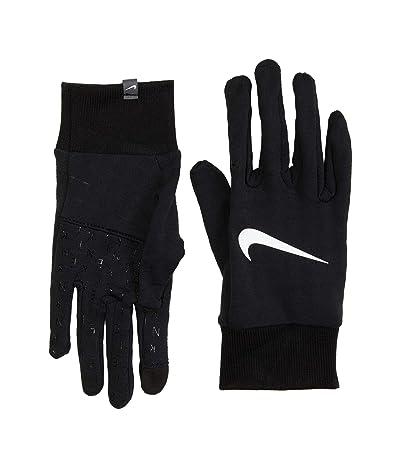 Nike Sphere Running Gloves 3.0 (Black/Black/Silver) Gore-Tex Gloves