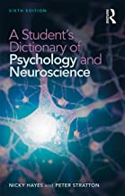 A Student's Dictionary of Psychology and Neuroscience (English Edition)