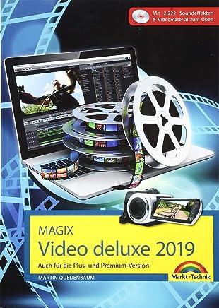 epub ++AGIX Video deluxe 2019 Das Buch zur Software Die besten Tipps und Tricks für alle Versionen inkl Plus Preiu Control und 360 by Martin Quedenbaum|PDF|READ Online|Google Drive|Epub