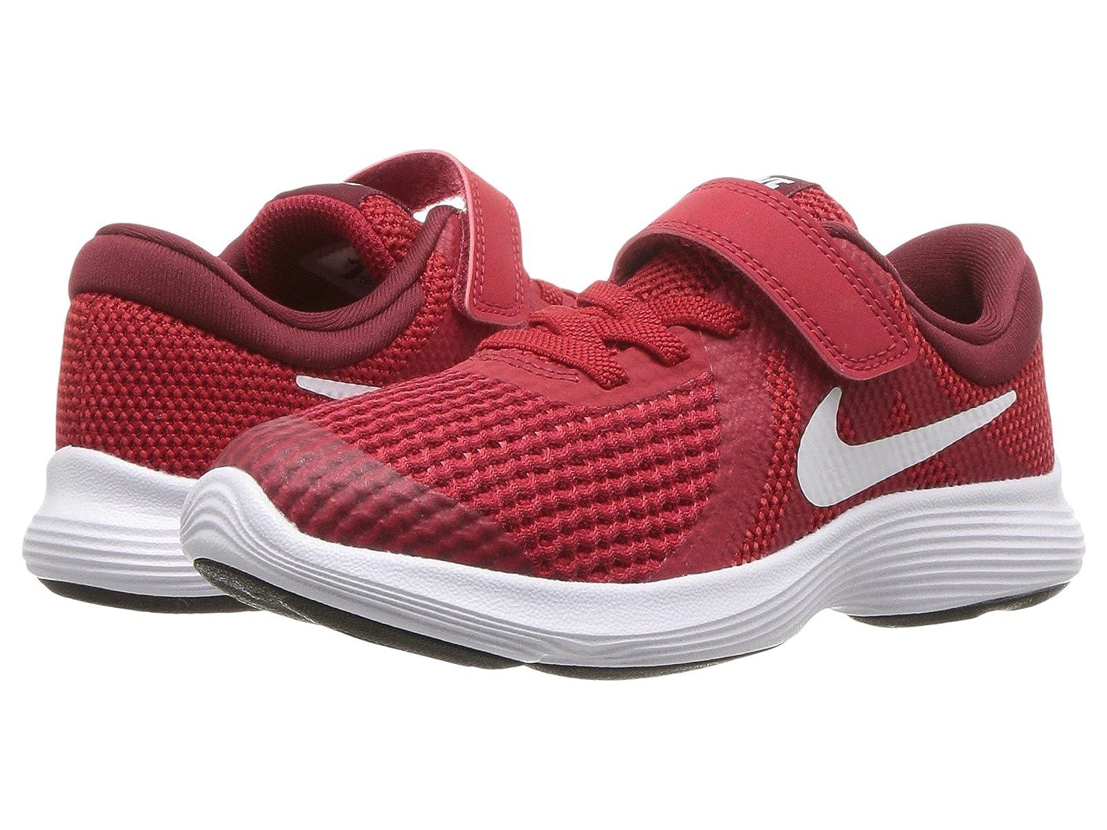 Nike Kids Revolution 4 WIDE (Little Kid)Atmospheric grades have affordable shoes