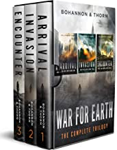 War for Earth: The Complete Alien Invasion Trilogy