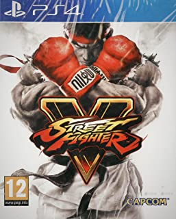 Street Fighter V by Capcom - PlayStation 4