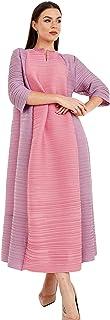 اليتا بليت - فستان دوريس توين بلونين وتصميم فضفاض بكسرات ملائم للنساء والبنات