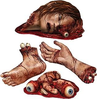 Body Part Cutouts   (4/Pkg)
