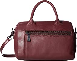 Lena Zip Satchel