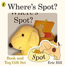 Spot Book & Toy