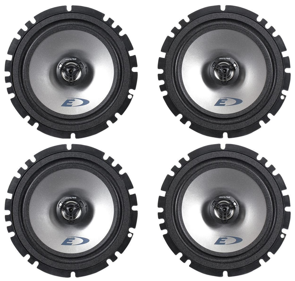Pairs Alpine SXE 1725S Speakers SXE1725S