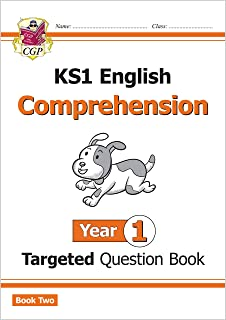 New KS1 English Targeted Question Book: Year 1 Comprehension - Book 2