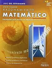 Steck-Vaughn GED: Test Prep 2014 GED Mathematical Reasoning Spanish Student Edition 2014 (Spanish Edition)