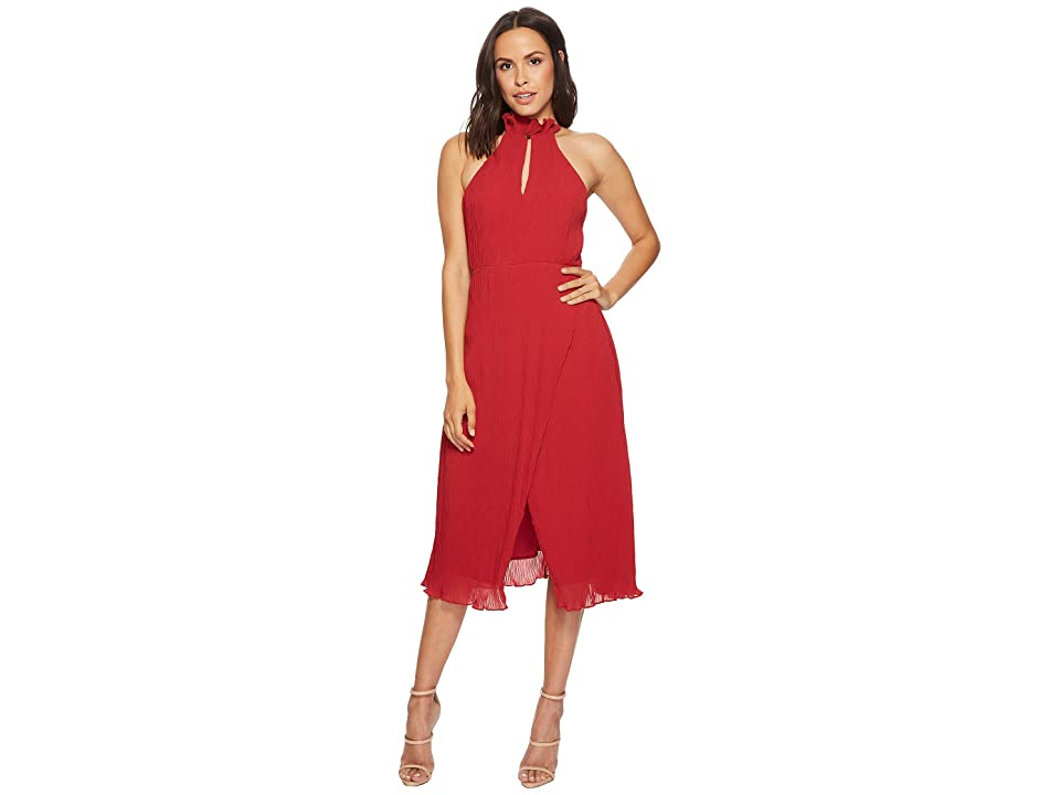 KEEPSAKE THE LABEL Skylines Dress (Scarlet Red) Women
