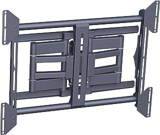 Vogel's PFW 6851 TV muurbeugel voor 107-190 cm (42-75 inch) televisie, draaibaar en kantelbaar, max. 80 kg, Vesa max. 820 ...