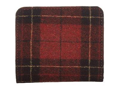Pendleton Tartan Snap Wallet (Brodie Tartan) Handbags