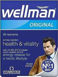 Vitabiotics Wellman - 30 Tabs