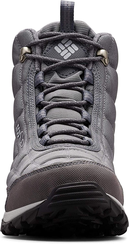 Columbia Mens Firecamp Boot Hiking Shoe