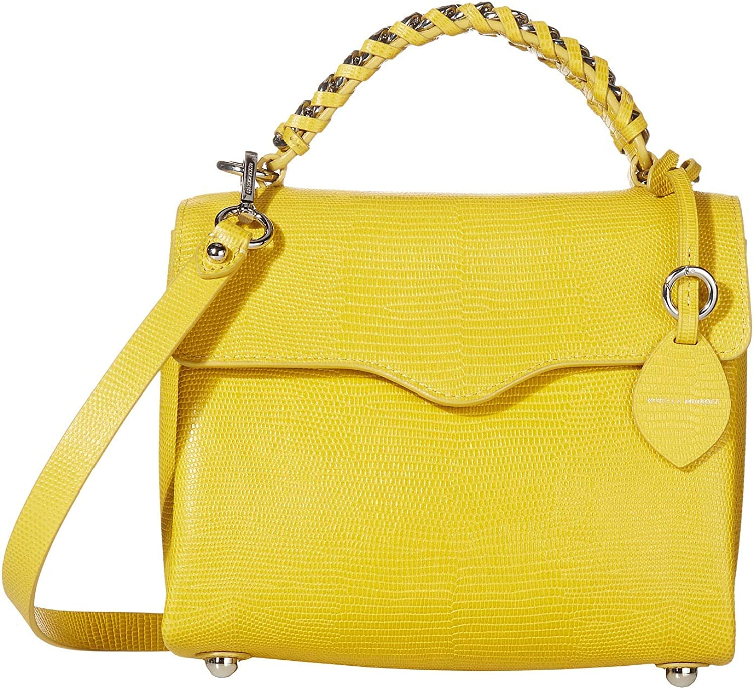 Rebecca Online limited product Minkoff Satchel Chain High quality new