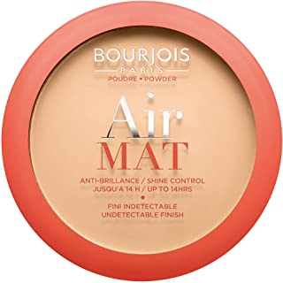 Bourjois, Air Mat compact Powder. 02 Light Beige. 10 g - 0.35 fl oz