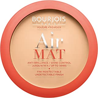 Bourjois, Air Mat compact powder.02 Light Beige. 10g - 0.35 oz
