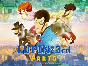 Lupin the 3rd, Part 5
