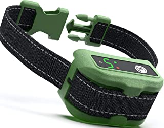 Best The Best Industries Dog Bark Collar - Effective K9 Collar for Dogs - New Barking Detection - Rechargeable, 3 Anti-Barking Modes - Shock, Vibration for Small, Medium, Large Breeds - IPx7 Waterproof Review
