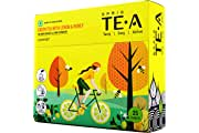 SPRIG TE.A Green Tea with Lemon & Honey | Fully Soluble Green Tea | The Comfort Green Tea That Lifts Spirits | Experience The Zingy Aroma | Pack of 25