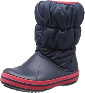 Crocs Kids' Winter Puff Boot