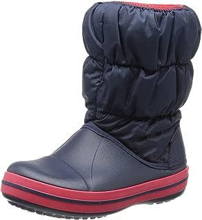 Crocs Unisex Çocuk Winter Puff Boot Moda Ayakkabı