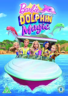 Barbie: Dolphin Magic Free Sticker Sheet  2018