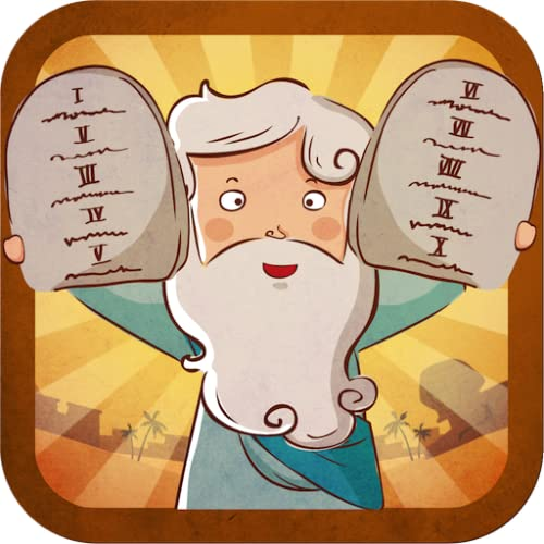Moses - Sticker Storybook