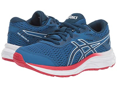 ASICS Kids Gel-Excite 6 (Little Kid/Big Kid) (Lake Drive/Midnight) Boys Shoes
