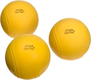 Jugs Lite-Flite Baseballs (One Dozen) (Renewed)