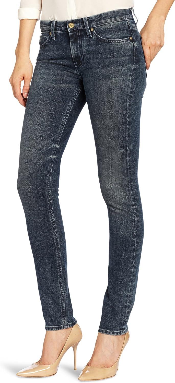 MiH Jeans Women's Breathless Low Rise Skinny Jean in Rail