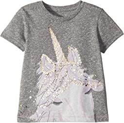 Unicorn Tee (Toddler/Little Kids/Big Kids)