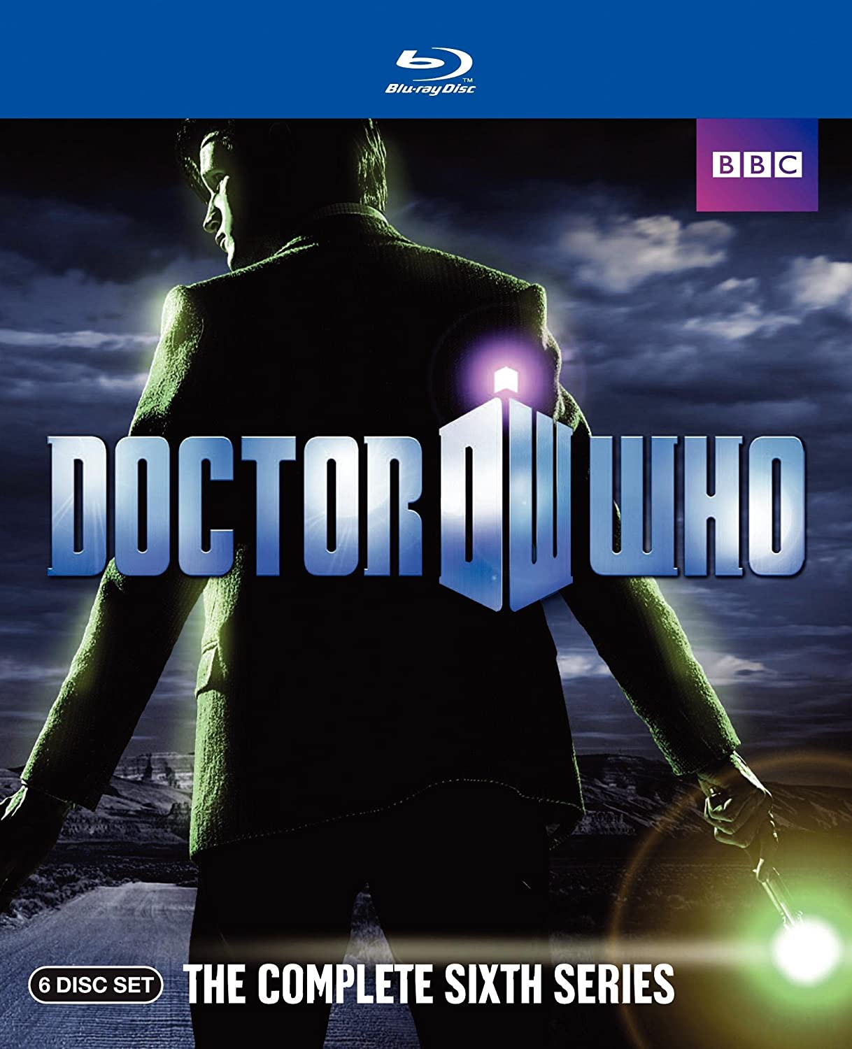 Doctor New sales Who: Cheap bargain The Complete Blu-ray Sixth Series