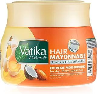 Dabur Vatika Hair Mayonnaise Extreme Moisturizing, 500 ml