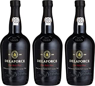 Delaforce Fine Ruby Port 3 x 0.75 l