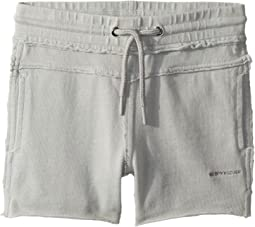 Kirk Cut Off Sweatshorts (Toddler/Little Kids/Big Kids)