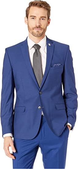 Blue Tonal Sports Coat