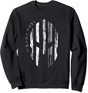Thin Grey Line Corrections Officer Gray Spartan Helmet Gift Sweatshirt
