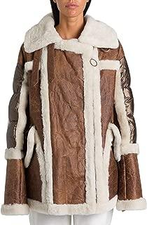 NICOLE BENISTI Luxury Fashion Womens NLJ39136NB0135 Brown Outerwear Jacket | Fall Winter 19