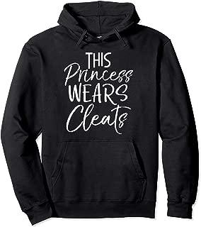 Best this princess wears cleats sweatshirt Reviews